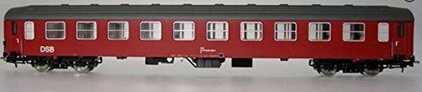 Traccia h0-Heljan vetture passeggeri B 50 86 20-83 009-3 DSB -- 13006038 NUOVO