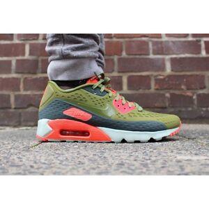 sale retailer bd239 fef98 Image is loading Nike-Air-Max-90-Ultra-Breathe-Mens-Shoe-