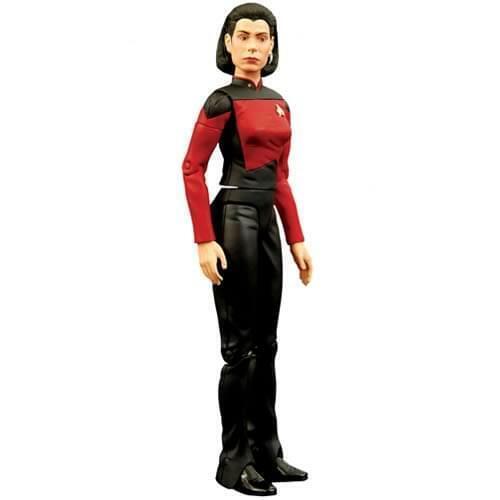 Star Trek Tng Ensign Bajoran Ro Laren Figure
