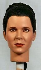 1:6 Custom Head of Carrie Fisher as Leia in Star Wars: A New Hope Ceremony Scene