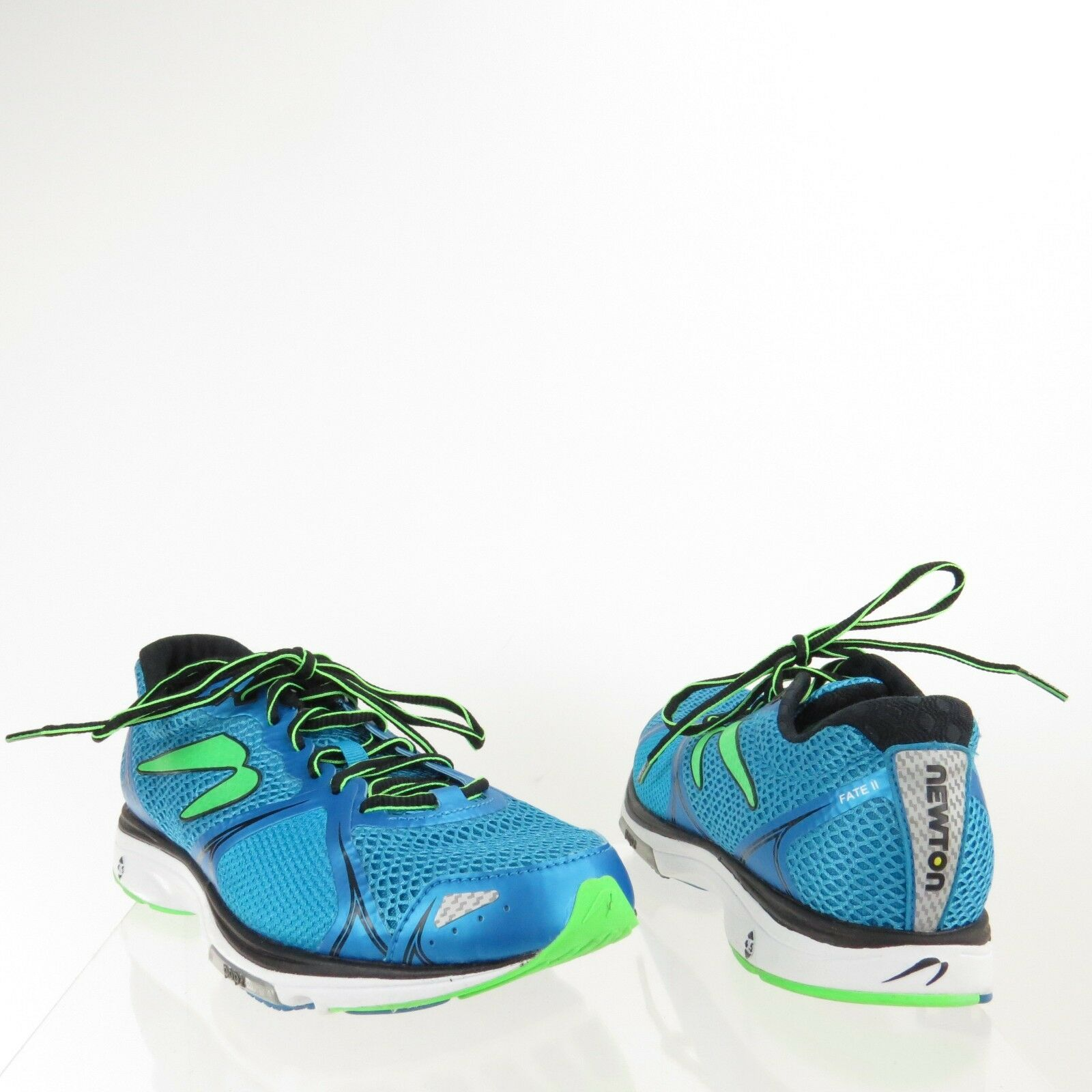 Men's Newton Fate II shoes bluee Synthetic Running Sneakers Size 7.5 M