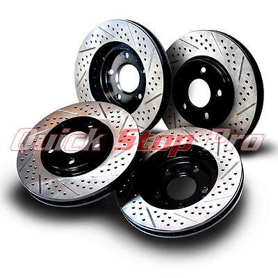 CHE101SD SS 6.2L V8 15-16 Performance Rotors Double Drill + Diamond Slots