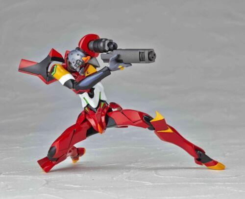 Film, TV & Videospiele Revoltech Yamaguchi No.137 Evangelion Type-02 Gamma Figur Kaiyodo aus Japan