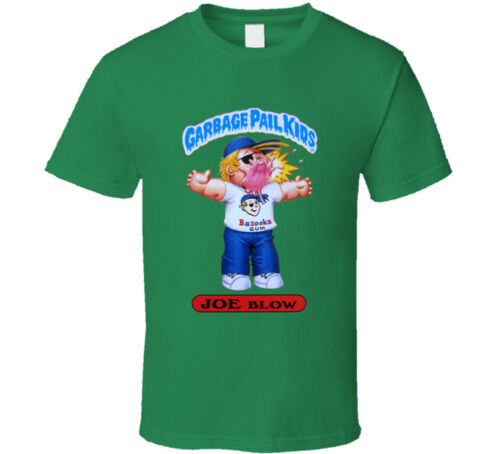Garbage Pail Kids Joe Blow T Shirt Men/'s Tee Many Colors Gift New From US