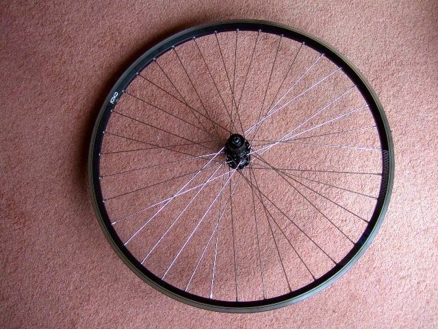 SHIMANO LX T675 HUB ÜBER EXAL ZX19 RIM 36H REAR Wheel 8 9 10 SPEED 700c 19-622