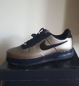 fb96ac7544c0b NIKE AIR FORCE 1 FOAMPOSITE PRO LOW   PEWTER   BLACK   EXCLUSIVELY ...