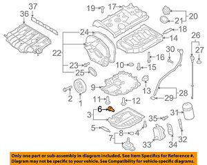[SCHEMATICS_43NM]  VW VOLKSWAGEN OEM 09-17 CC Engine Parts-Drain Plug N91167901 | eBay | Vw Cc Engine Diagram |  | eBay