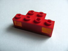 LEGO 2928 @@ Electric, Train Light Prism 1 x 4 Holder @@ 4563