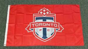 Toronto FC Flag - 5 X 3 Large Toronto (GTA) Preview