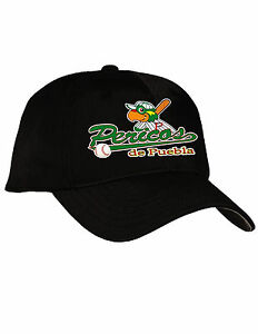 Image is loading PERICOS-DE-PUEBLA-GORRA-EN-COLOR-NEGRO 316e5004d76