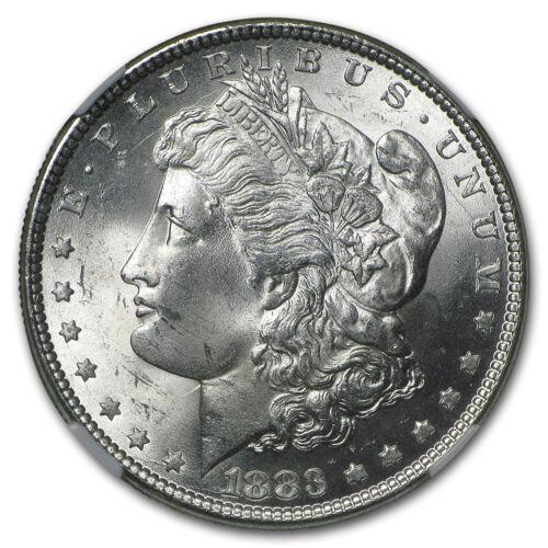 1883 Morgan Dollar MS-65 NGC