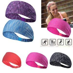 Women-Knotted-Cotton-Turban-Head-Warp-Hair-Band-Wide-Elastic-Headband-Sport-Yoga