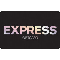 $50 Express Gift Card