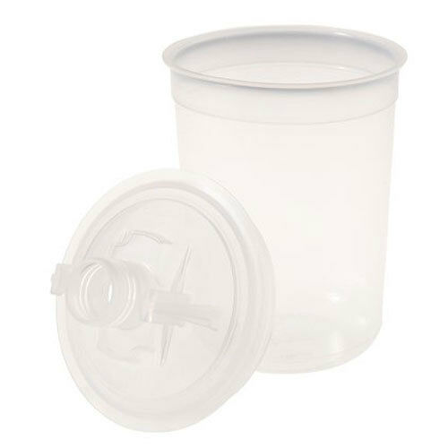 3M PPS Mini Kit Lids and Liners 16114