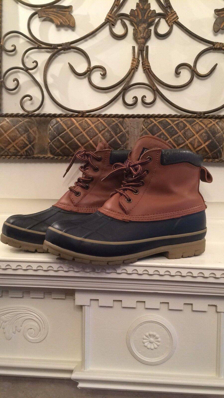 North Pass Thermolite  Ankle Stiefel Größe 9
