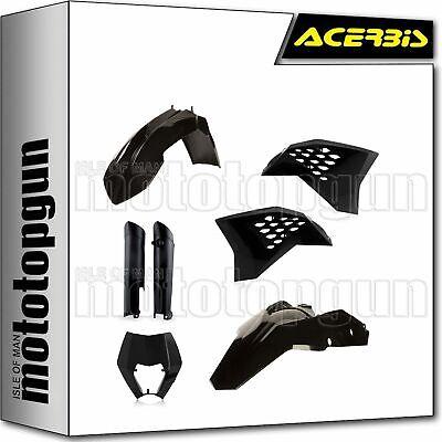 ACERBIS 0014219 FULL PLASTICS KIT ORANGE KTM EXC 300 2008 08 2009 09 2010 10