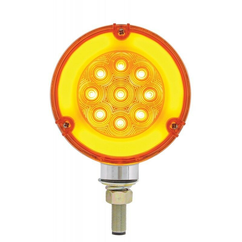 Led Double Face Quot Glo Quot Turn Signal Light Pair Semi Truck