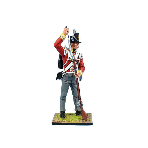 MB087 British 30th Regt of Foot Grenadier Standing Loading by First Legion