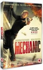 THE MECHANIC NEW REGION 2 DVD