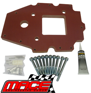 MACE-25MM-PERFORMANCE-MANIFOLD-INSULATOR-KIT-HOLDEN-L67-SUPERCHARGED-3-8L-V6