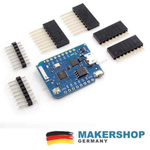 Wemos d1 Pro esp8266 Mini Board compatibles nodemcu IPEX Arduino WiFi