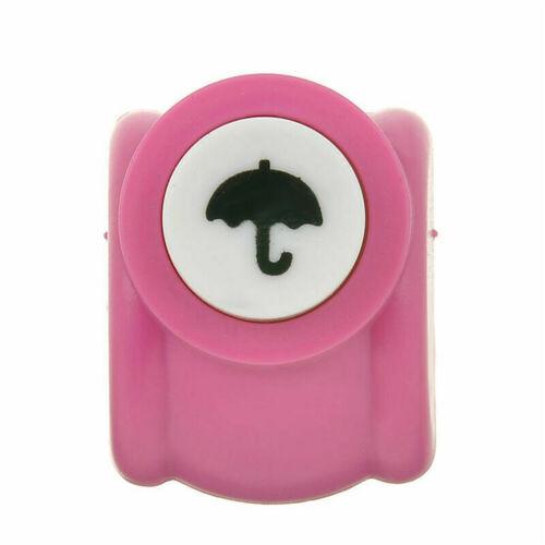 1pc Cute Mini Scrapbook Punch Handmade Cut Printing DIY Paper Hole Puncher Shape