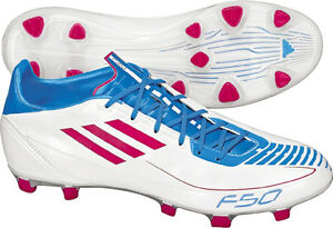 new product c6f39 86aef Image is loading adidas-F30-adiZero-TRX-FG-Soccer-Shoes-Brand-