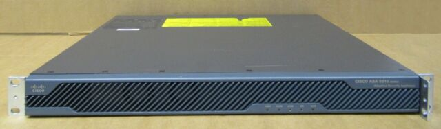 Cisco ASA5510-K8 Adaptive Security Appliance Firewall + Security Plus License