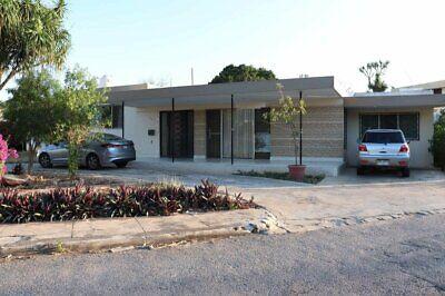 Casa de UNA planta con 1,190m2 de terreno, en Buenavista Merida