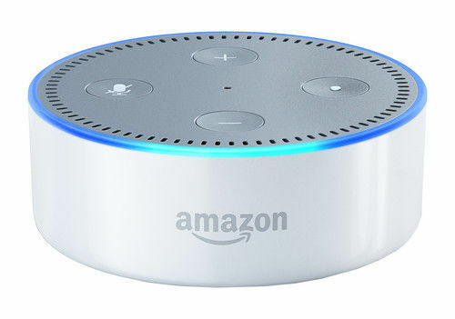 Amazon Echo Dot 2nd Generation Smart Assistant - White - $8.77