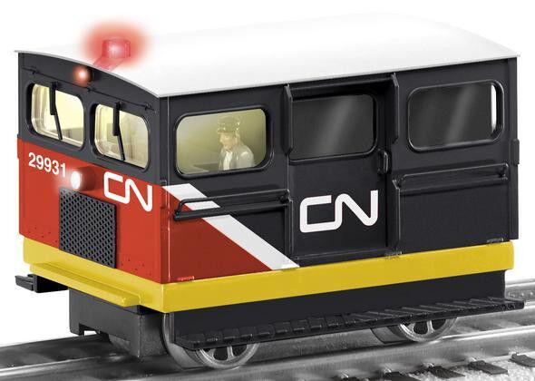 Lionel  37068 cn comuomod controlled speeder