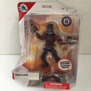 Disney-Store-Marvel-Star-Lord-5-034-Guardians-Avengers-Infinity-War-New-2018-Figure