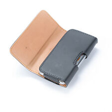 Horizontal Belt Clip Holster PU Leather Pouch Case Cover for iPhone 4 4G 4S 4GS