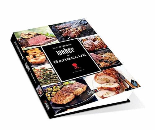 Weber 311271 La Bibbia Weber Ricettario  Del Barbecue Idea Regalo