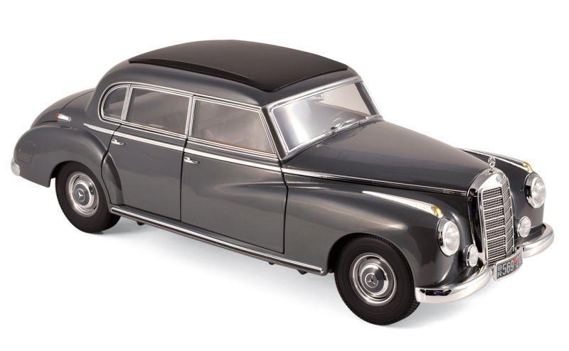 Mercedes 300 (1952) dark grey 1 18 Norev 183591