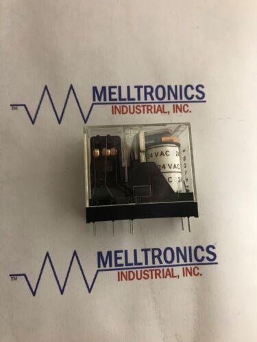 Omron Relay G2R-217P-V-US 24 VAC 8 Pin  Lot of 5