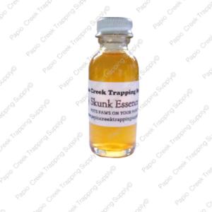 Papio Creek Skunk Essence Tincture Lure One Ounce