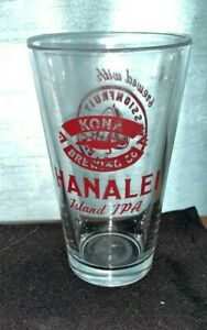 Kona-Brewing-Co-Kona-Hawaii-Hanale-Island-IPA-Pint-Beer-Glass-NEW