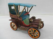 Vintage Modern Toys Tin Friction Model A/T Car