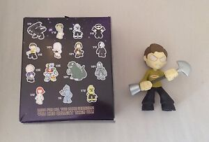 Science Fiction Funko Mystery Minis Vinyl Figures Series 2 Captain Kirk 1//12