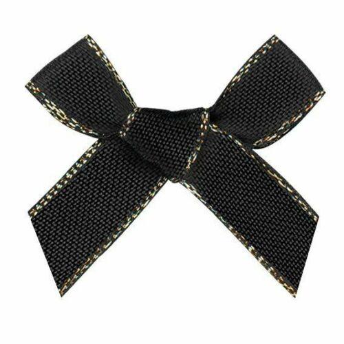 Satin Ribbon Bows Scrapbook Gift Wrap Party Decoration DIY Headwear Sewing Decor