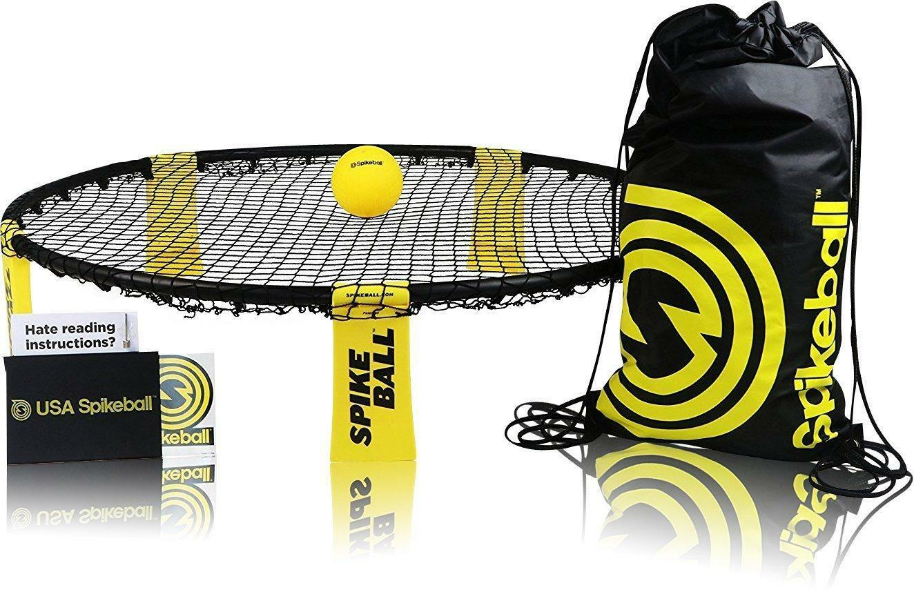 Spikeball 1 Ball  Game Tailgate Free Shipping  a lot of concessions