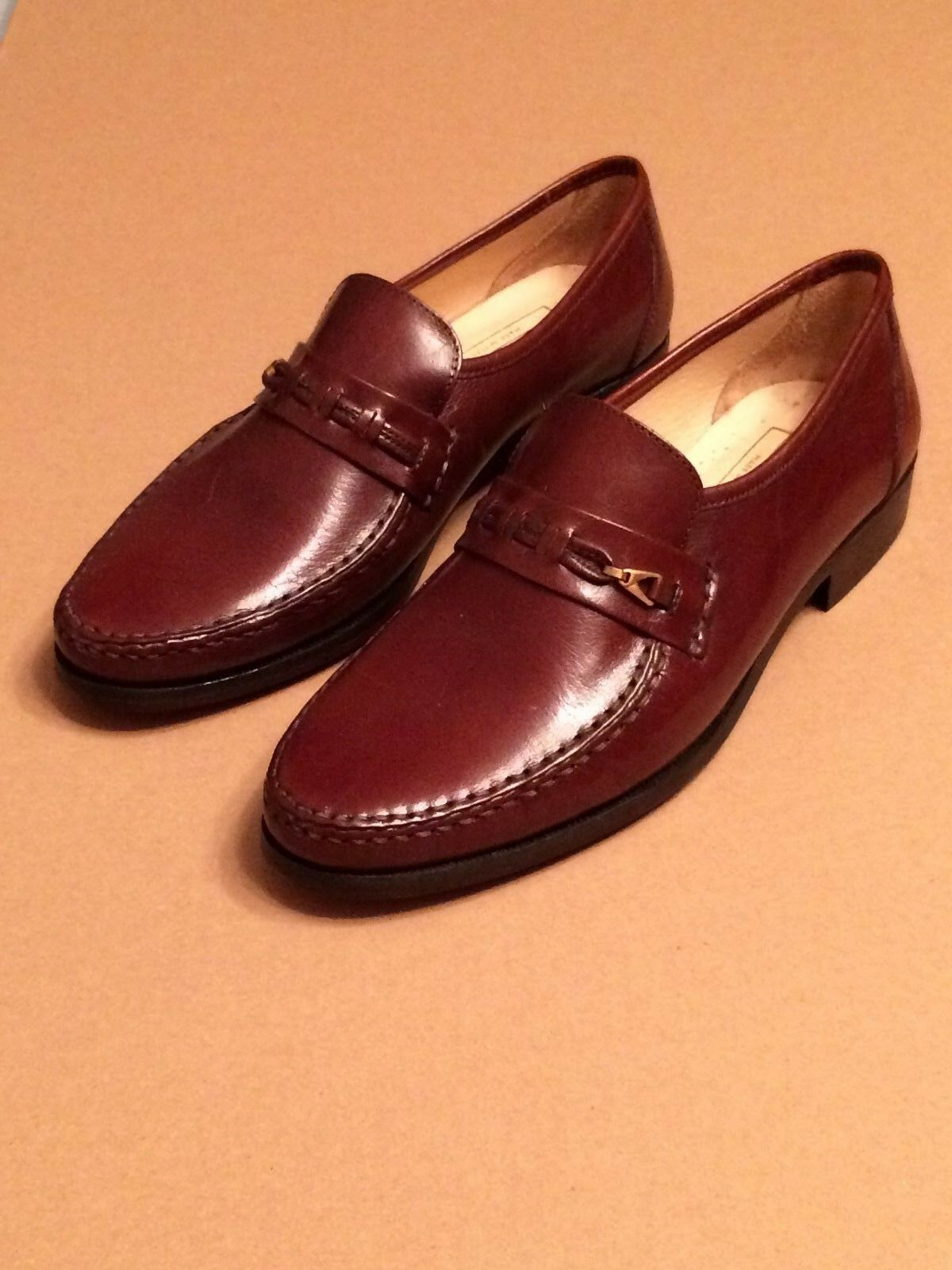 shoes, Brown leather _ Debenhams Mens Store _ Size 42