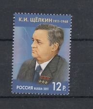 Russia 2011 Centenario nascita di Schelkin 7443 Mnh