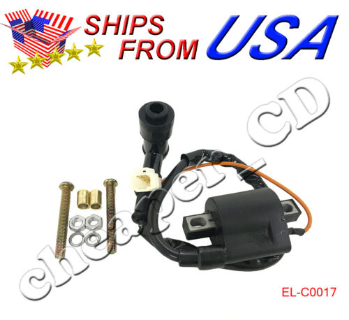 Ignition Coil for Kawasaki KLT160 KLT200 KLT250 1981-1985