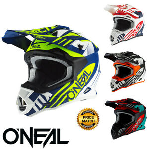 ONeal 2 Series Spyde 2.0 Off Road Adults Motocross ATV Quad Helmet