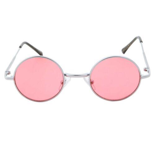 John Lennon Small Hipster Sunglasses Vintage Fashion Round Circle Elton Style