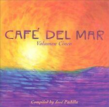 Unknown Artist VOL. 5-CAFE DEL MAR CD