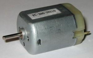 PC-280-Electric-DC-Motor-6-VDC-4260-RPM-2-mm-Shaft-Dia-2-End-Terminals