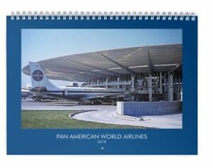 PAN-AM-PAN-AMERICAN-NEW-2018-WALL-Calendar-NOW-CAN-START-FEB-OR-MARCH-2018-19